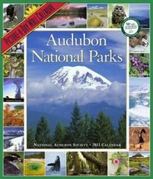 AUDUBON NATIONAL PARKS 2013. /стенен календар/