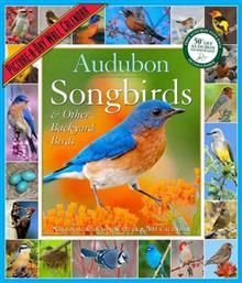 AUDUBON SONGBIRDS & OTHER BACKYARD BIRDS 2014. /