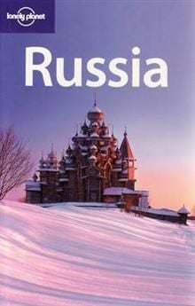 """RUSSIA, 5th edition. """"Lonely Planet Country Guid"""