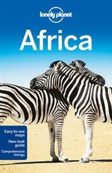 """AFRICA, 13th edition. """"Lonely Planet Country Gui"""
