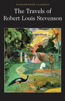 "THE TRAVELS OF ROBERT LOUIS STEVENSON. ""W-th cla"