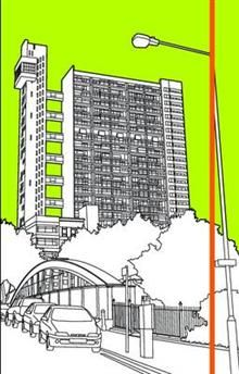 TRELLICK TOWER NOTEBOOK