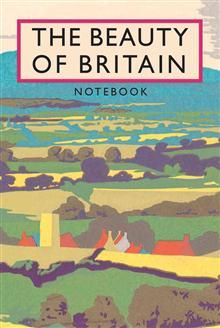 THE BEAUTY OF BRITAIN NOTEBOOK