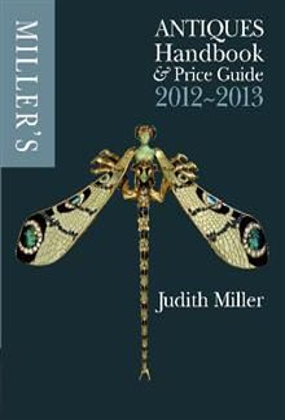 MILLER`S ANTIQUES HANDBOOK & PRICE GUIDE 2012-20