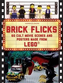 BRICK FLICKS: 60 Cult Movie Scenes & Posters Mad