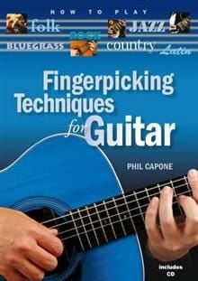 FINGERPICKING TECHNIQUES FOR GUITAR: How To Play