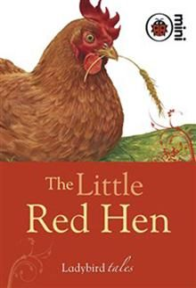 THE LITTLE RED HEN: Ladybird tales, mini book