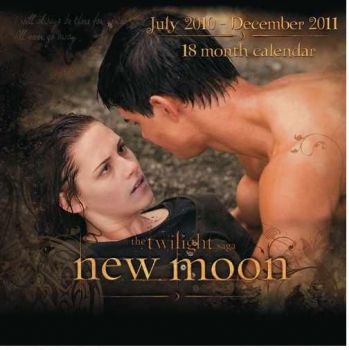 NEW MOON: July 2010 - December 2011, 18 Month Ca
