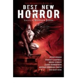 THE MAMMOTH BOOK OF BEST NEW HORROR, VOL. 21