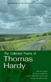 THE COLLECTED POEMS OF THOMAS HARDY. `Wordsworth