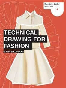 TECHNICAL DRAWING FOR FASHION: Free Cd - Rom Wit