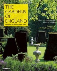 THE GARDENS OF ENGLAND: Treasures Of The Nationa