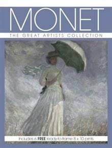"MONET. ""Great Artists Collection"""