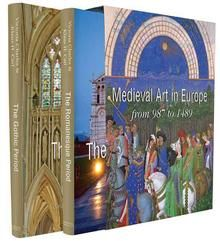 MEDIEVAL ART IN EUROPE: Romanesque Art - Gothic