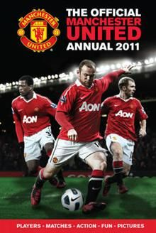 OFFICIAL MANCHESTER UNITED ANNUAL 2011