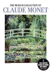 THE MUSEUM COLLECTION OF CLAUDE MONET: 8 Self-Ma