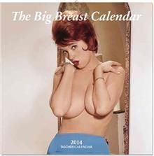 THE BIG BREAST CALENDAR 2014 /стенен календар: 3