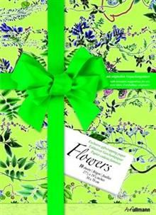 FLOWERS: Gift Wraps Papers