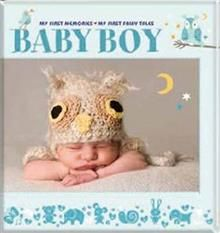 """BABY BOY. """"My First Memories. My First Fairy Tal"""