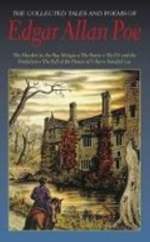 EDGAR ALLAN POE - Collected Tales&Poems. /PB/
