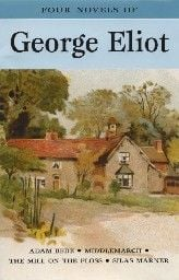 FOUR NOVELS OF GEORGE ELIOT.