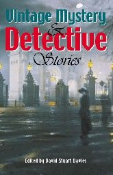 VINTAGE MYSTERY & DETECTIVE STORIES.