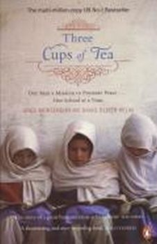 THREE CUPS OF TEA. (M. Greg, D. O. Relin)
