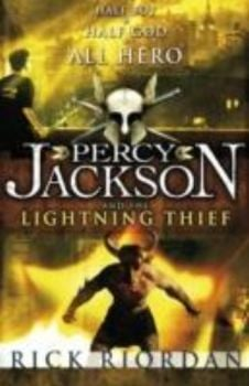 PERCY JACKSON AND THE LIGHTNING THIEF. (Rick Rio