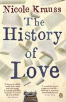 HISTORY OF LOVE_THE. (Nicole Krauss)