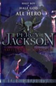 PERCY JACKSON AND THE BATTLE OF THE LABYRINTH. (