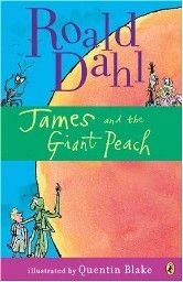 JAMES AND THE GIANT PEACH. (R.Dahl)
