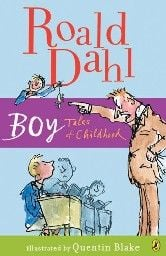 BOY TALES OF CHILDHOOD. (R.Dahl)
