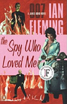 SPY WHO LOVED ME_THE. (I.Fleming)