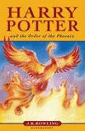 HARRY POTTER AND THE ORDER OF THE PHOENIX.(Rowli