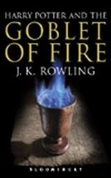 HARRY POTTER AND THE GOBLET OF FIRE.(J.Rowling),