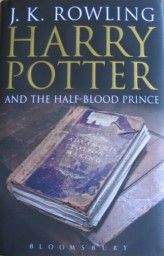 HARRY POTTER AND THE HALF-BLOOD PRINCE. (J.Rowli