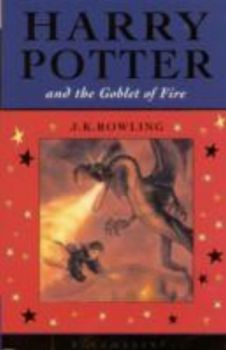 HARRY POTTER AND THE GOBLET OF FIRE. (J.Rowling)