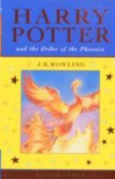 HARRY POTTER AND THE ORDER OF THE PHOENIX. (J.Ro