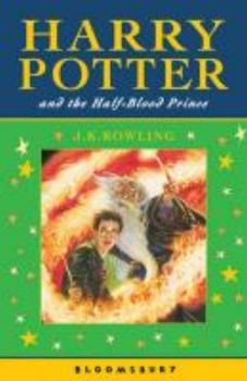 HARRY POTTER AND THE HALF-BLOOD PRINCE. (J.K.Row