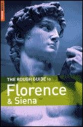 FLORENCE & SIENA: ROUGH GUIDE. 1st ed.