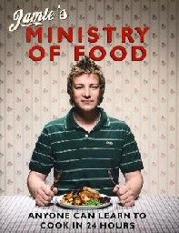 JAMIE`S MINISTRY OF FOOD. Anyone can learn to co