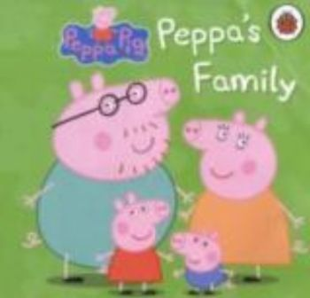 PEPPA`S FAMILY BUGGY BOOK: Peppa Pig.