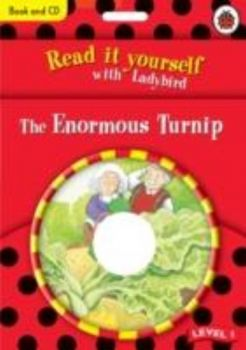 """ENORMOUS TURNIP_THE. Level 1. """"Read It Yourself"""""""
