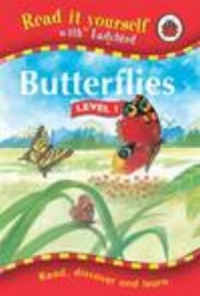 """BUTTERFLIES. Level 1."""" Read It Yourself"""", /Ladyb"""