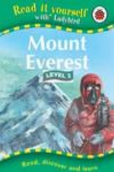 "MOUNT EVEREST. Level 2. ""Read It Yourself"", /Lad"
