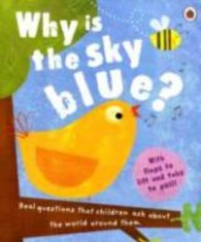 WHY IS THE SKY BLUE?. (Geraldine Taylor)
