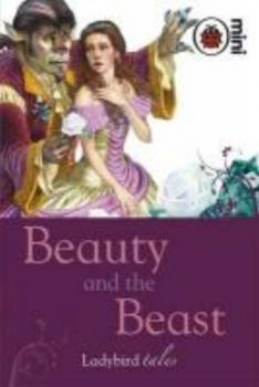 BEAUTY AND THE BEAST: Ladybird tales, mini book.