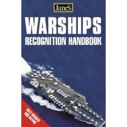 JANE`S RECOGNITION GUIDE: WARSHIPS.