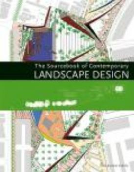 SOURCEBOOK OF CONTEMPORARY LANDSCAPE DESIGN_THE.