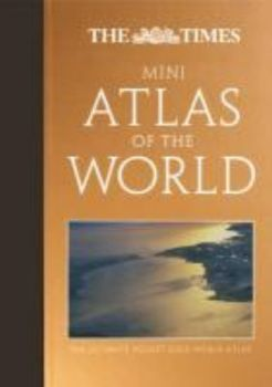TIMES MINI ATLAS OF THE WORLD_THE. HB